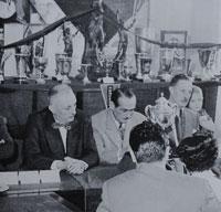 Jean MEDECIN et Jacques COTTA