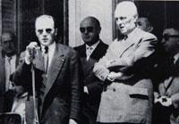 Robert REMOND et Jean MEDECIN
